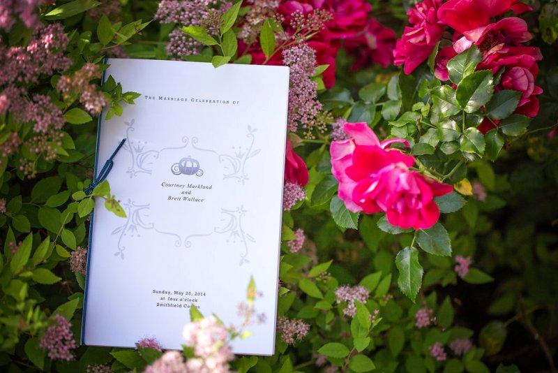 Fairy Tale At-Home Disney Wedding // Skylar Wyatt Photography