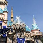 Disneyland 60 – Castle Progress