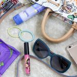Spring Fashion and What's in My Disneyland Bag