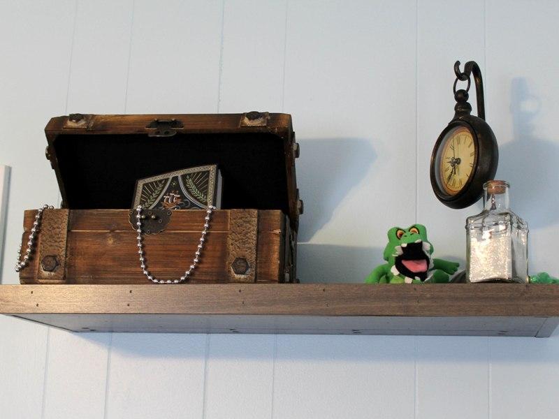 Peter Pan Baby Nursery Inspiration