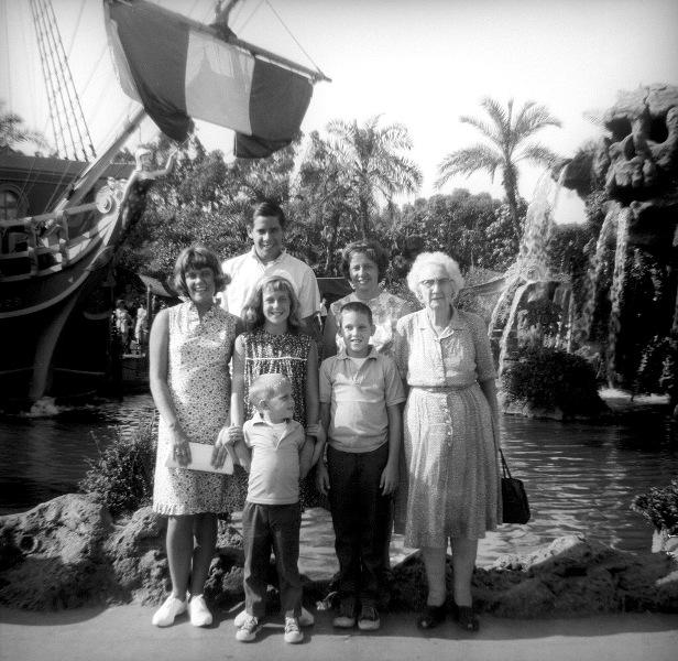 Vintage Disneyland Photos 1960s