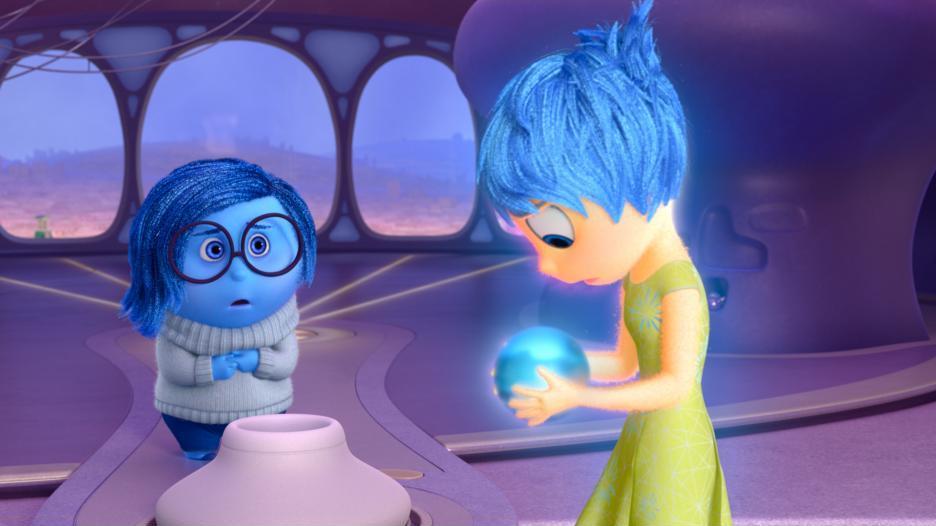 Disney/Pixar's Inside Out Movie Review