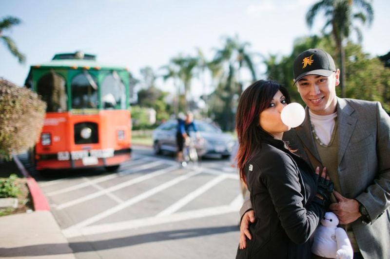 Tadashi Loves GoGo: A Big Hero 6 Inspired Engagement Session // TaliaStudio Photography