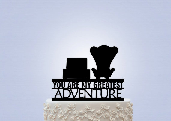 27 Magical Disney Wedding Cake Toppers