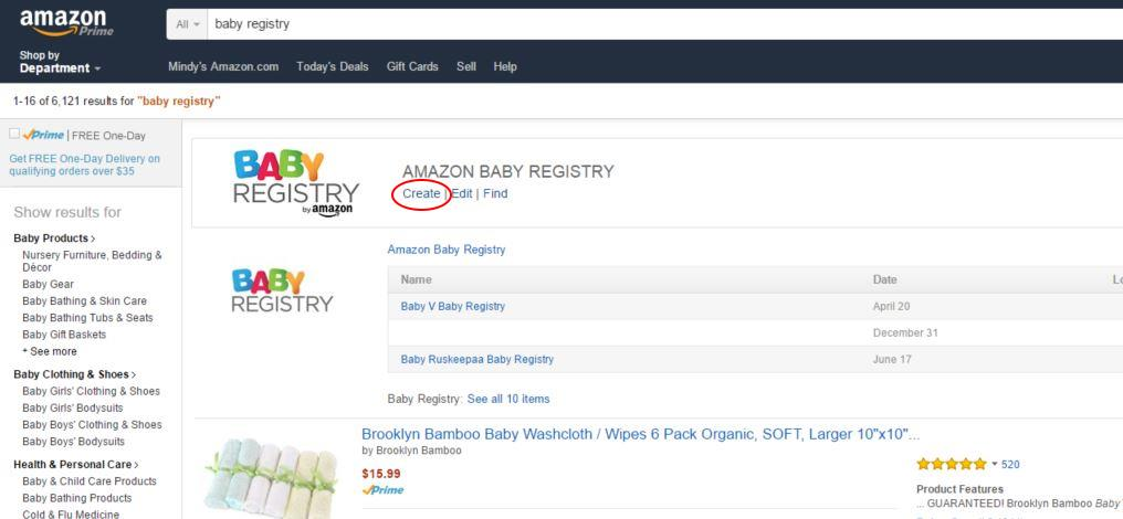 Must Have Disney Items for a Baby Registry