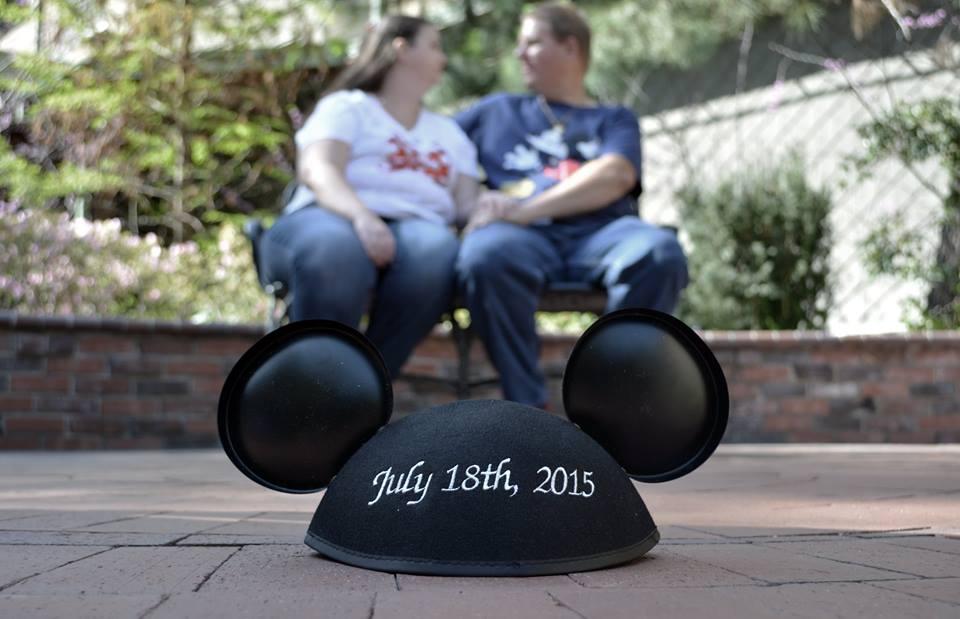 Disneys Grand Californian Engagement Photos // Georgia Mae Photography
