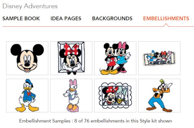 New Disney Themed Photo Books from Shutterfly