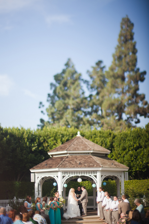 Disneyland Hotel Wedding // Casey H Photos
