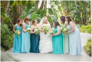 Disneyland Paradise Pier Hotel Wedding // Casey H Photos