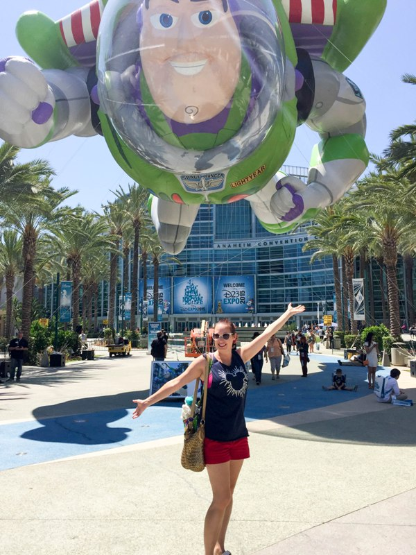 My Favorite Things from D23 Expo 2015