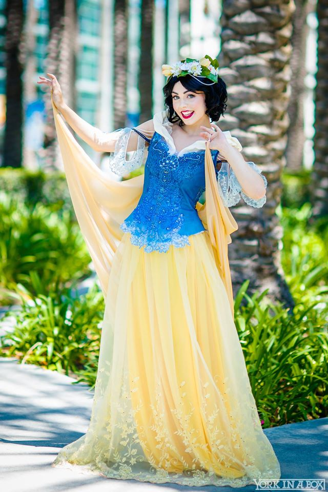 My Favorite Cosplay at D23 Expo 2015