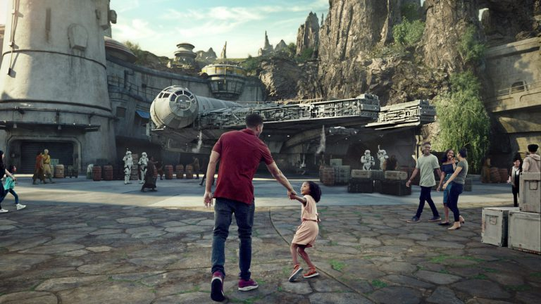 Here's What We Know About Star Wars Land So Far