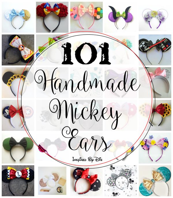 101 Handmade Mickey Ears This Fairy Tale Life