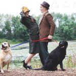 "Adorable Couple Recreates Scene from ""101 Dalmatians"" for Their Engagement Pictures"
