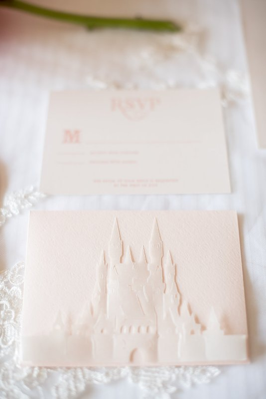 Gorgeous Disney Details in this Styled Shoot at Walt Disney World Swan and Dolphin // Cathy Durig Photography