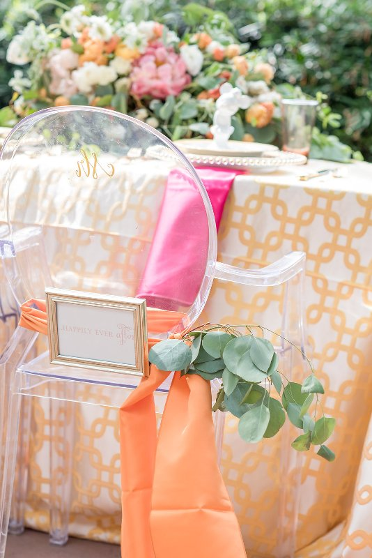 Gorgeous Disney Details in this Styled Shoot at Walt Disney World Swan Dolphin // Cathy Durig Photography