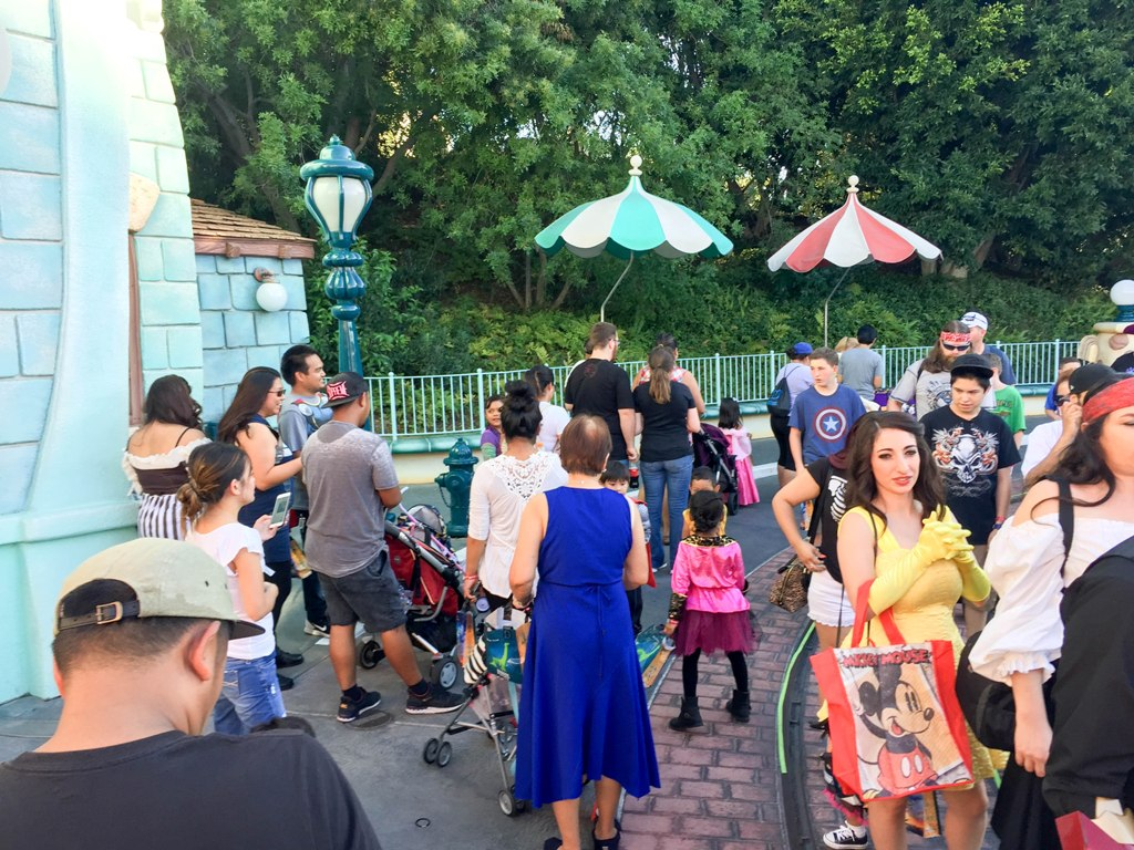 Mickey's Halloween Party at Disneyland: Guide for Adults