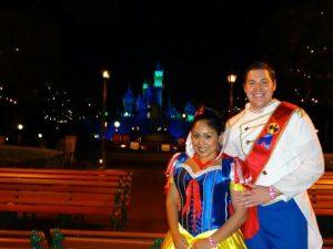 2015 Disney Bride Halloween Costume Parade