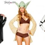 Sexy STAR WARS Halloween Costumes That Have Gone TOO FAR