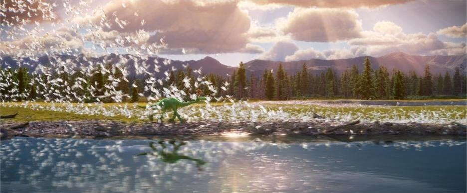 THE GOOD DINOSAUR Movie Review