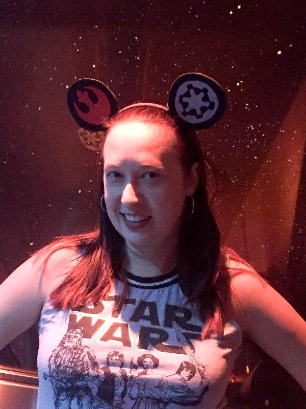 DIY Classic Star Wars Mickey Ears