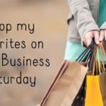 Small Business Saturday: Shop My Favorites