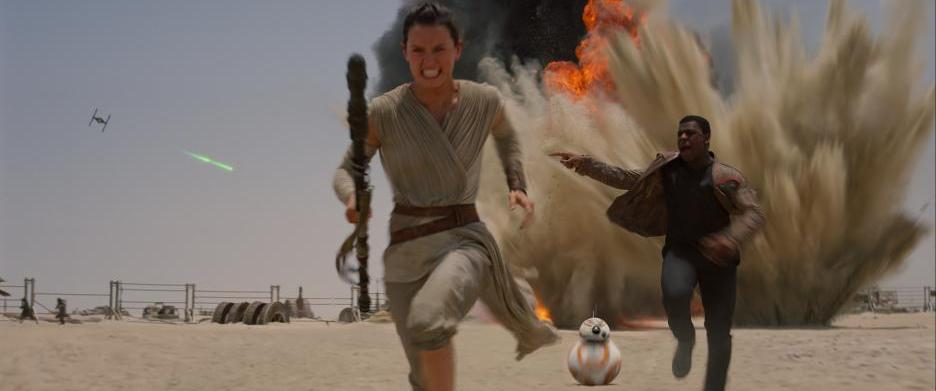 STAR WARS: THE FORCE AWAKENS Movie Review - This is the Star Wars Movie You're Looking For