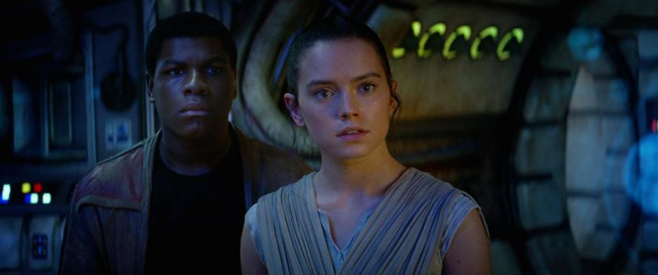 STAR WARS: THE FORCE AWAKENS Crushes All Kinds of Box Office Records