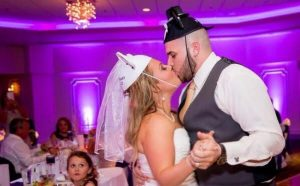 A Royal Purple DIY Disney Wedding // Capturing the Bliss Photography