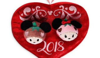 """Nothing Says """"I Love You"""" Like Valentine Tsum Tsums"""