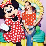 Celebrating National Polka Dot Day with Minnie Fashion