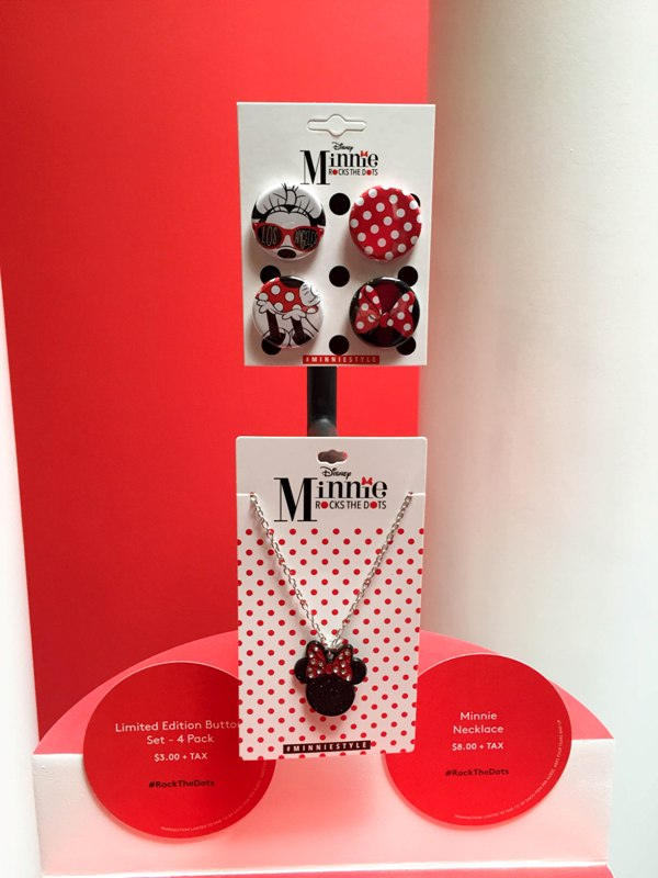 Celebrating Disney Fashion At Minnie Rocks The Dots Los