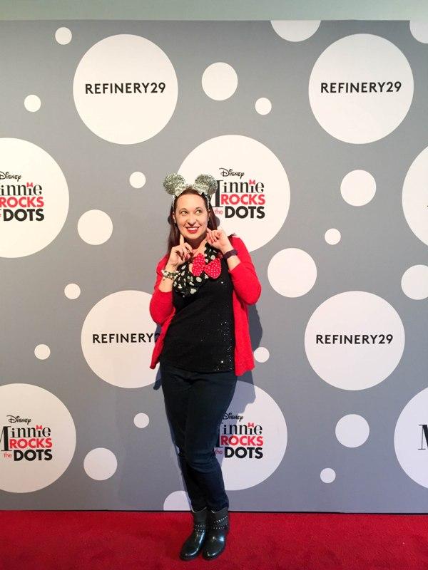 Celebrating Disney Fashion at Minnie Rocks the Dots Los Angeles