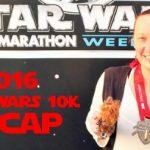 Disneyland Star Wars 10k 2016 Recap