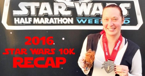 Star Wars 10k 2016 Recap