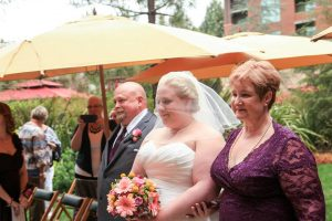 Claire and Jon's Elegant and Fun Escape Wedding at Disney's Grand Californian Hotel // George Street Photo and Video
