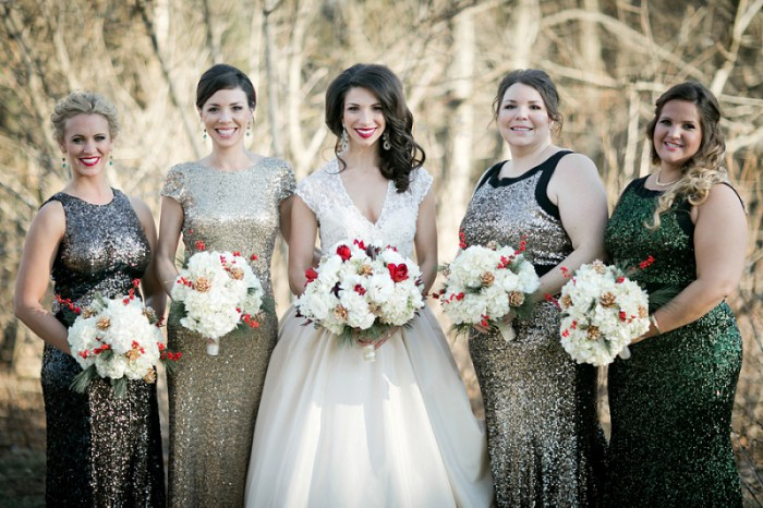 4 Reasons to Rent Your Bridesmaid Dresses