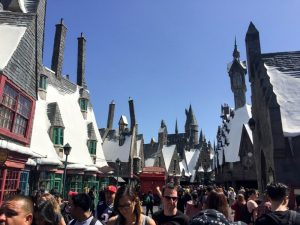 A Look Inside the Wizarding World of Harry Potter at Universal Studios Hollywood