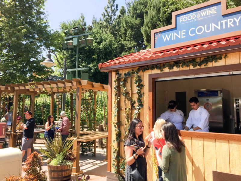 Everything You Need to Know About the Disney California Adventure Food and Wine Festival 2016