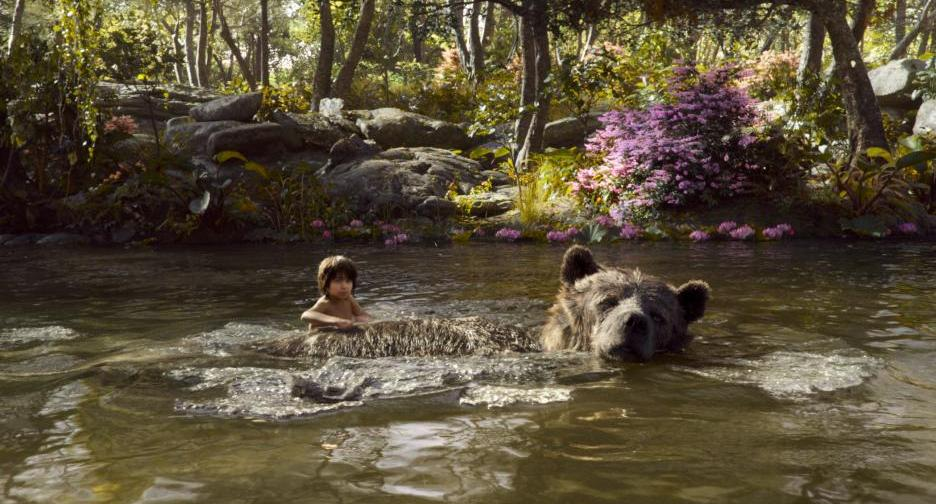 Live Action The Jungle Book Movie Review
