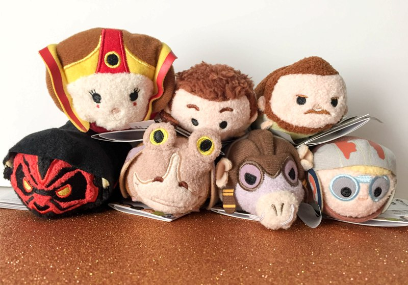 Star Wars Episode I Tsum Tsum Giveaway