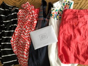 Stitch Fix #7 - Hawaiian Edition!