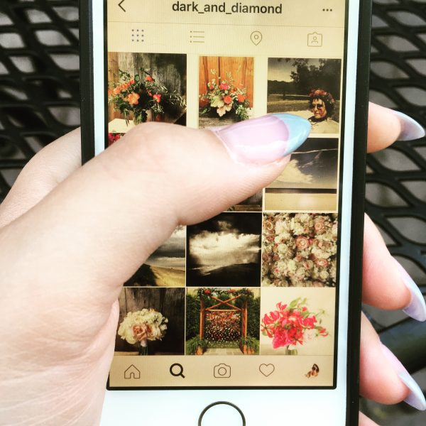 Finding Your Wedding Vendors Through Instagram