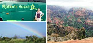Journey to Waimea Canyon on Kauai with Roberts Hawaii