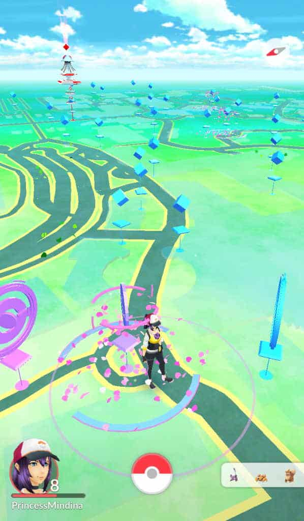 Guide to Playing Pokemon Go at Disneyland