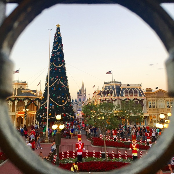 Why We Chose the Holiday Season for our Disney Wedding