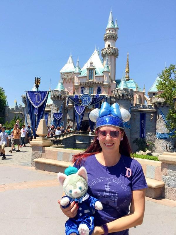 Happy 61st Birthday, Disneyland!