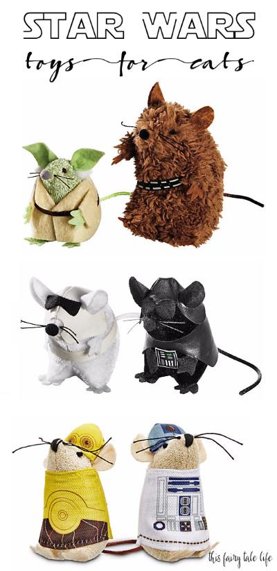 The Cute is Strong with this Star Wars Stuff for Your Pets