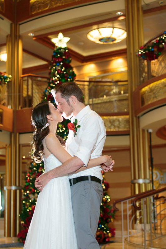 Dominique and Jonathan's Castaway Cay Disney Wedding // Jessica Lea Photography