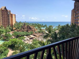 Hawaii Trip Report - Day 1 - Aulani Arrival Day!